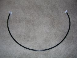 Guide wires for Dog Agility
